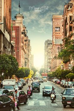 Downtown Cairo - EGYPT