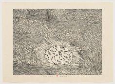 Xu Bing dry pond 1987