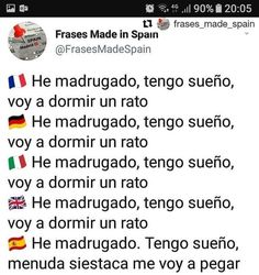 Spanish Memes, Super Funny, Good Times, Spain, Lol, Sayings, Quotes, How To Make, Truths