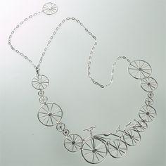 Cute, cute necklace.