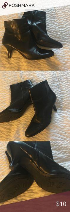 Bandolino ankle boots Good condition black ankle boots size 7m Bandolino Shoes Ankle Boots & Booties