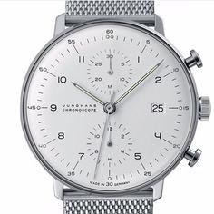 Eu amo esse tipo de relógio