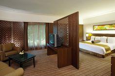 Junior Suite Room at Holiday Inn Kuala Lumpur Glenmarie