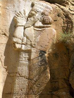İvriz Monument. Hittite culture
