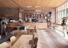 Terarosa coffee, Seoul