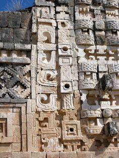 Uxmal Mexico y un viaje por todas las ruinas Mayas del sureste