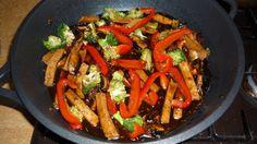 Vegan P.F. Chang's Mongolian Beef | 18 Vegetarian Versions Of Your Favorite Fast Foods