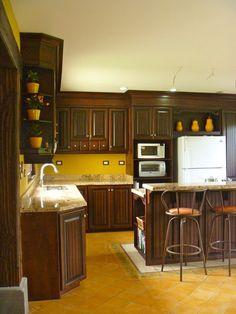 Mueble de cocina www.maderasarco.com