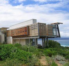 Beach House, Plettenbergbay, South Africa (Designworkshop:sa)