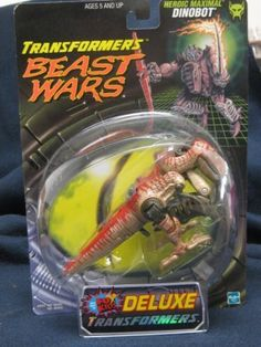 Transformers Beast Wars Heroic Maximal Dinobot 1999 * Learn more by visiting the image link.Note:It is affiliate link to Amazon.