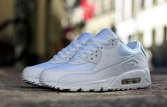 online store 2325f 65740 Nike Air Max 90 Essential Quadruple White