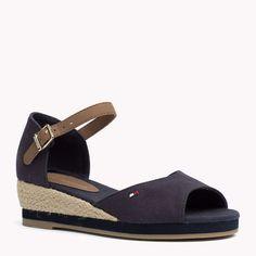 Tommy Hilfiger Textile Sandals - midnight (Blue) - Tommy Hilfiger Shoes - detail image 0