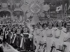 .German Art Pageant, Munich 1937