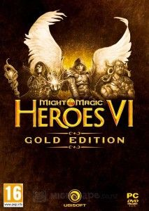 Might And Magic Heroes VI Gold Edition Review: The Strategy or RPG series is back in new legendary enhanced edition, featuring critically acclaimed Heroes VI, 2 original Adventure Packs and the majestic Townscreens. Live an epic story where the Angels plot to end, once & for all, an unfinished war with their ancient rivals, Faceless. Control the destiny of Griffin family in this chaotic period. Crag Hack, famous barbarian, has hired to defeat a sinister cult.
