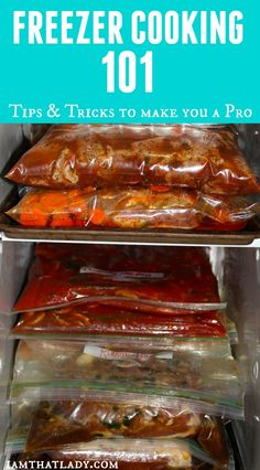 Are you wondering how to start freezer cooking? In this freezer cooking 101 article, we talk all about how to start freezer cooking for your family!