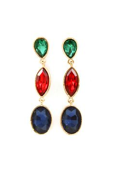 Jeweled Chloe Earrings