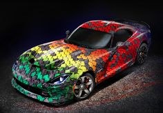 Dodge SRT Viper Customization Program / MAKE YOUR SNAKE ONE IN A MILLION THROUGH THE DODGE VIPER CUSTOMIZATION PROGRAM