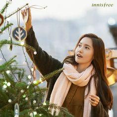 Im Yoona of #SNSD for InnisFree
