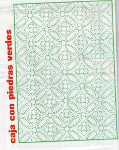 caja 2 de 2 patron gratis « Patrones y piezas de Repujado en aluminio ...