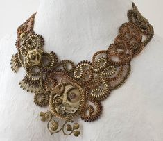 Flight of Fancy Necklace from Jewelry Tales - every piece has a story ...