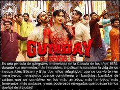 Cine Bollywood Colombia: Gunday