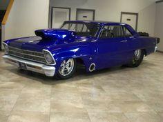 67 Nova race car!