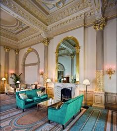 Drawing Room Oxford And Cambridge Club