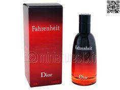 Miniature Fahrenheit (Eau de toilette 10ml), Christian Dior - Photo Luc_T - www.miniatures13.fr