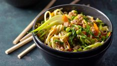Chow Mein, Chow Chow, Fusilli, Japchae, Lunch, Cooking, Ethnic Recipes, Vietnam, Asia