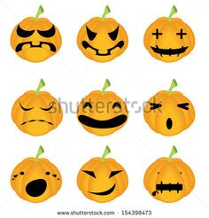 Halloween Pumpkins; Horror Persons; Emotion Variation; Vector Icon Set anger, autumn, carving, cheerful, collection, color, cry, demon, design, devil, dracula, element, evil, expression, face, facial, group, halloween, happiness, headman, horror, icon, illustration, isolated, jack, lantern, mummy, objects, october, orange, painting, pirate, pumpkin, set, skull, small, smiling, spooky, stem, surprise, symbol, vampire, variation, vector, vegetable, villain, white, zombie