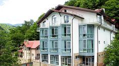 Отличный выбор для отдыха на Красной Поляне отеля «Кристалл» от  «Савойя», с которым связано долгое сотрудничество http://amp.gs/mJK9