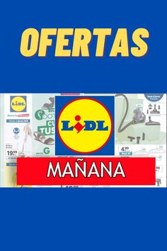 ¿Has visto las próximas ofertas en LIDL?