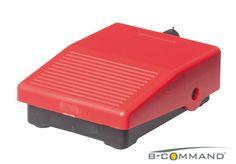 B-COMMAND Miniatur Fussschalter B-COMMAND Miniature Foot Switch