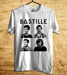 bastille band necklace
