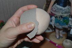 Мастер-класс: создание объемного лица кукле - Ярмарка Мастеров - ручная работа, handmade