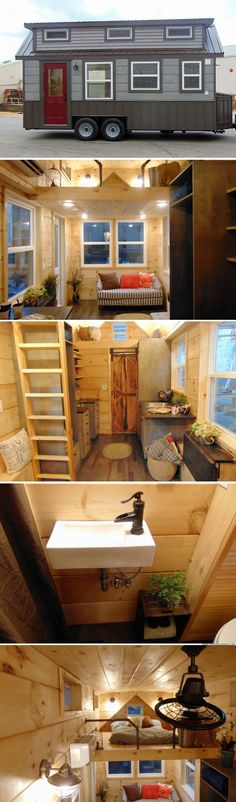 The Rookwood from Incredible Tiny Homes