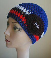 Double Crochet Sports Hat Patterns  Crochet Head Hugger  Made for different type sports