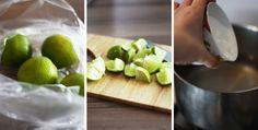 Jak myć cytryny (i inne cytrusy)?