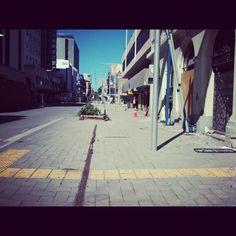 Christchurch, post Quakes Spaces