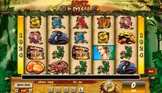 Toller #Amaya #Spielautomat Lost Temple ist bereit und wartet auf seinen Besuchen. Probiere in kostenlos und lasse dich im Bonus Runden entspannen.