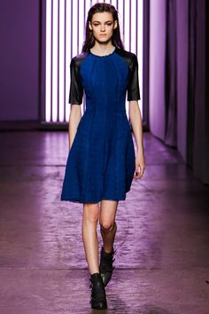 Rebecca Taylor Fall 2013 Ready-to-Wear Fashion Show