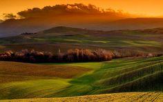 Toscana Florencia – Italia.     Seis  de sus regiones fueron declaradas patrimonio Histórico de la Humanidad por la Unesco.