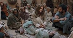 New 'Son of God' Trailer: Behold the Man Proverbs 18 21, Roma Downey, Jesus Christ Superstar, Life Of Christ, Meaningful Conversations, Tv Seasons, Get Up And Walk, History Channel, Son Of God