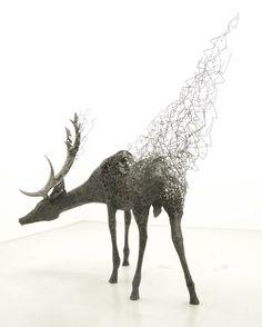 Les Sculptures fantomatiques de Tomohiro Inaba (6)