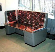 SSEC Control Desk