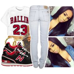 INTRODUCTION~~MIKA by destinylove66 on Polyvore featuring polyvore, fashion, style, Nudie Jeans Co., New Balance, happy, turnup, lucky and spoiled