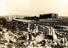 Develik tepesinde ilk bina  - Ankara İdadisi - (Ankara Atatürk Lisesi)
