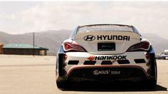 "Hyundai Genesis Coupe ""Build to Formula Drift"" with Rhys Millen Racing"