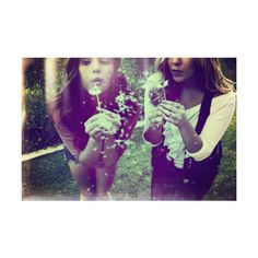 best friends   Tumblr ❤ liked on Polyvore