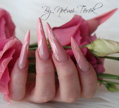 almond shaped gel nails - Google Search